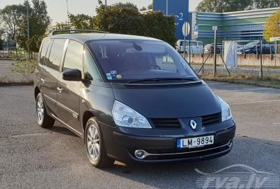 Renault Espace 2.0 dCi Expression